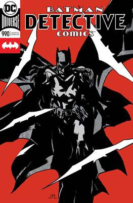 Detective Comics Vol. 1 (1937-2011; 2016-) (Comic Book) #990