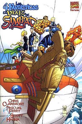 Los 4 Fantásticos: El viaje de Simbad (2002)
