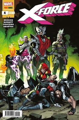 X-Force Vol. 4 (2019-) (Grapa 64 pp) #4