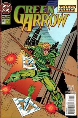 Green Arrow Vol. 2 (Comic-book.) #81
