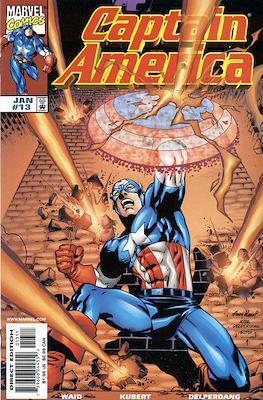 Captain America Vol. 3 (1998-2002) (Comic Book) #13