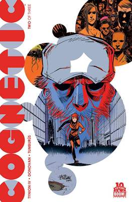 Cognetic (Comic Book) #2