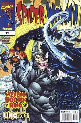 Spider-Woman (2000-2001) (Grapa. 17x26. 24 páginas. Color.) #11