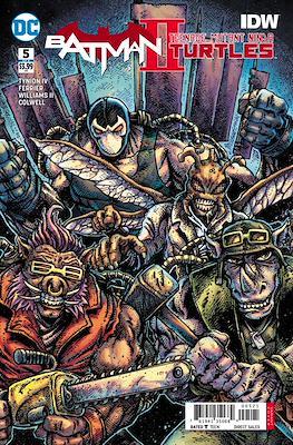 Batman / Teenage Mutant Ninja Turtles II. Variant Covers (Comic-book) #5.1