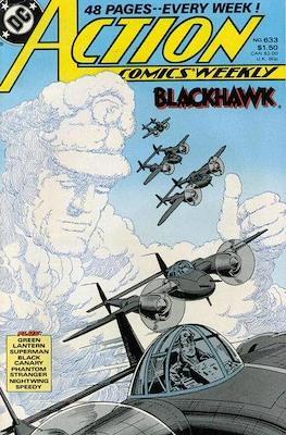 Action Comics Vol. 1 (1938-2011; 2016-) (Comic Book) #633