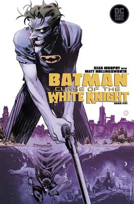 Batman: Curse of the White Knight (2019-) #5
