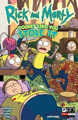 Rick And Morty: Pocket Like You Stole It #2