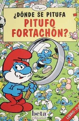 ¿Dónde se pitufa pitufo Fortachon?