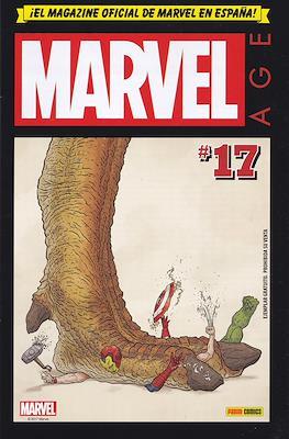 Marvel Age (2016-) (Grapa) #17