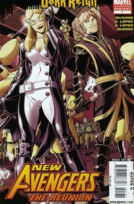 New Avengers: The Reunion (2009 Variant Cover) (Comic Book) #1.1
