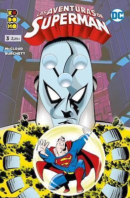 Las aventuras de Superman (Grapa) #3