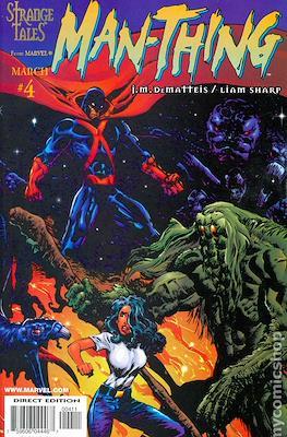 Man-Thing (Vol. 3 1997-1998) (Comic Book) #4