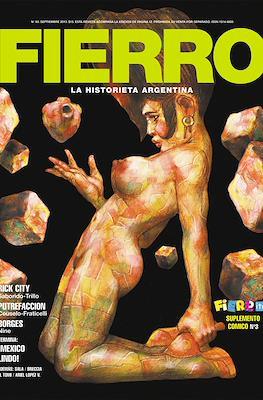 Fierro (segunda época) (Grapa 21 x 27 cms.) #83