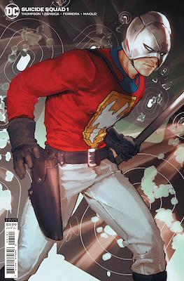 Suicide Squad Vol. 7 (2021- Variant Cover)