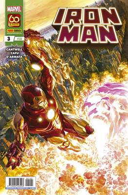 El Invencible Iron Man Vol. 2 (2011-) #122/3