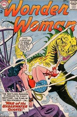 Wonder Woman Vol.1 (1942-1986; 2020-) (Comic Book) #146