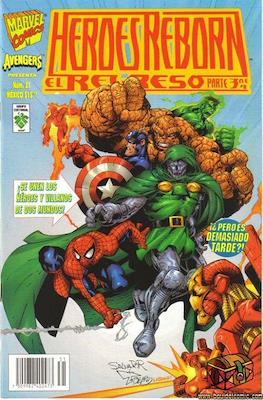 Avengers (Grapa) #31
