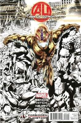 Age of Ultron (Variant Covers)