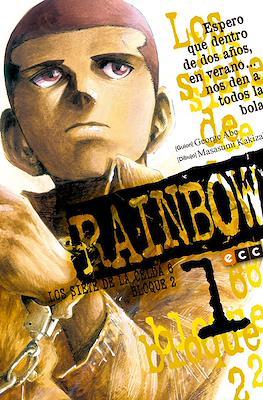 Rainbow - Los siete de la celda 6 bloque 2 (Rústica con sobrecubierta) #1