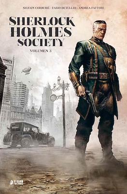 Sherlock Holmes Society (Cartoné 112 pp) #3