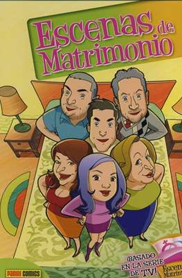 Escenas de Matrimonio (Cartoné 48 pp) #1