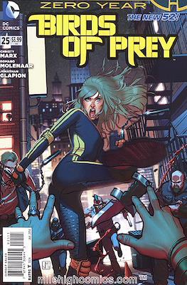 Birds of Prey Vol. 3 (2011-2014) (Comic Book) #25