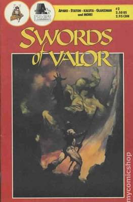 Swords of Valor (Comic Book) #2