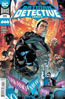 Detective Comics Vol. 1 (1937-2011; 2016-) #1033
