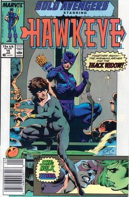 Solo Avengers / Avengers Spotlight (Comic book) #14