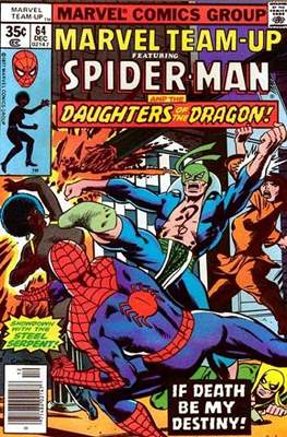 Marvel Team-Up Vol. 1 (Comic-Book) #64