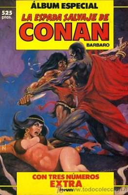 La Espada Salvaje de Conan - Álbum especial #2