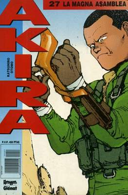 Akira (Rústica, 64 páginas) #27