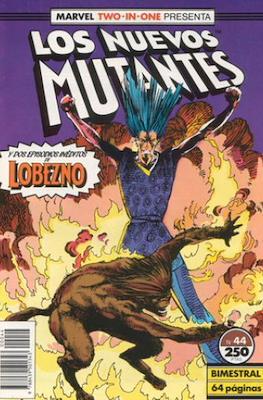 Los Nuevos Mutantes Vol. 1 (1986-1990) (Grapa 32-64 pp) #44