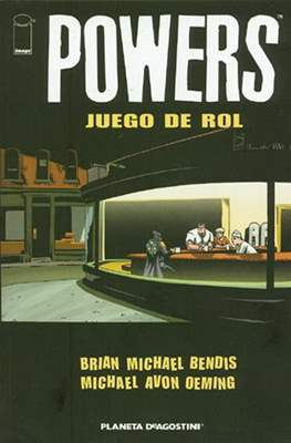 Powers (2002-2005) (Rústica 96-142 pp) #2