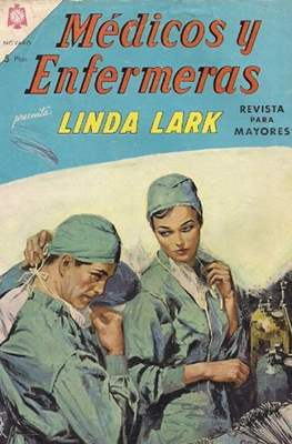 Médicos y Enfermeras (Grapa) #13
