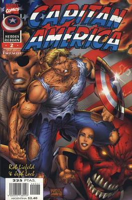 Héroes Reborn: Capitán América (1997-1998) (Grapa 24 pp) #2