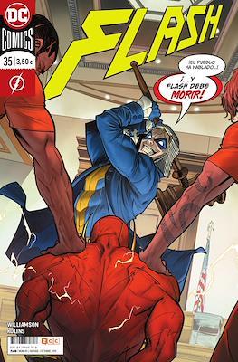 Flash. Nuevo Universo DC / Renacimiento (Rústica - Grapa) #49/35