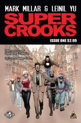 Supercrooks (Comic-book) #1