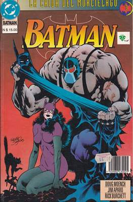 Batman. La caída del murciélago (Rústica) #3