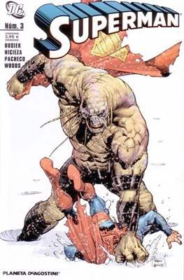 Superman (2007-2012) #3