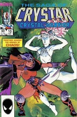 Saga of Crystar, Crystal Warrior #10