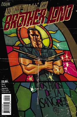 100 Bullets: Brother Lono (Comic Book) #5