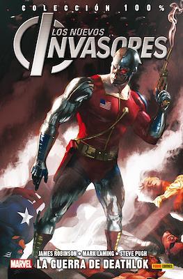 Los Nuevos Invasores. 100% Marvel (2014 - 2015) (Rústica 136-112 pp) #2