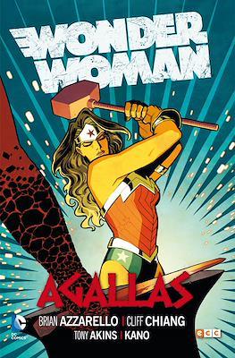 Wonder Woman de Brian Azzarello y Cliff Chiang (Cartoné) #2