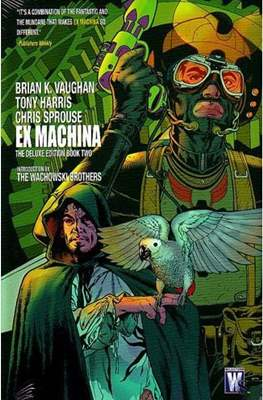 Ex Machina - The Deluxe Edition (Hardcover) #2
