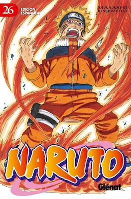 Naruto (Rústica con sobrecubierta) #26