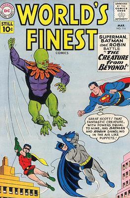 World's Finest Comics (1941-1986) (Comic Book) #116