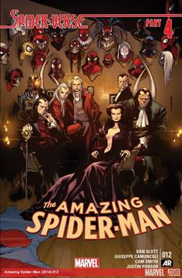 The Amazing Spider-Man Vol. 3 (2014-2015) (Comic Book) #12