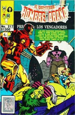El Asombroso Hombre Araña presenta (Grapa) #217