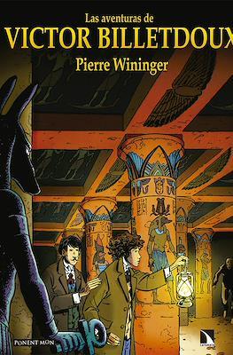 Las aventuras de Victor Billetdoux (Cartoné 168 pp) #